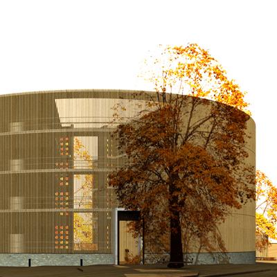 Cama a arbeiten for Mehrgenerationenhaus berlin